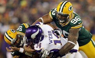 Les Packers de Green Bay et les Texans de Houston ont passé le premier tour des play-offs de la Ligue de football américain (NFL) en s'imposant à domicile respectivement face aux Vikings du Minnesota (24-10) et aux Bengals de Cincinnati (19-13).
