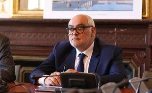 Le 2 mai 2016, Ludovic Martinez, directeur de cabinet d'Alain Juppé à la mairie de Bordeaux