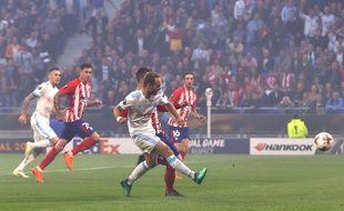 La frappe de Germain en début de match aurait mérité meilleur sort.