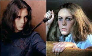 Isabelle Adjani dans «Possession» et Jamie Lee Curtis dans «Halloween», deux femmes fantastiques