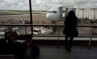 Illustration de l'aéroport d'Orly.