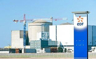 La centrale nucléaire du Blayais, à Braud-Saint-Louis (archives).