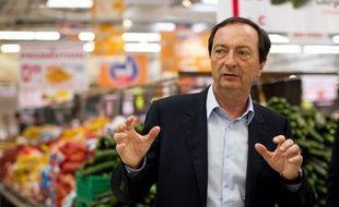 Michel-Edouard Leclerc dirige l'enseigne de grande distribution.