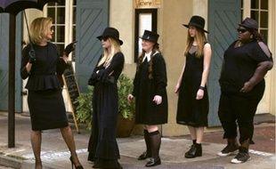Les sorcières de «AHS - Coven».
