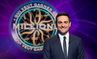 Camille Combal dans Qui veut gagner des millions ?, sur TF1