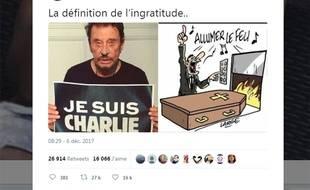 Video Non Charlie Hebdo N A Pas Publie Ce Dessin Apres La Mort