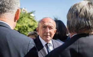 Gérard Collomd à Lyon, le 19 septembre 2019.