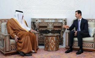 Un comité ministériel de la Ligue arabe, réuni dimanche à Doha, a proposé à la Syrie un plan pour mettre fin à la violence dans ce pays et la délégation de Damas a promis une réponse pour lundi, a déclaré le Premier ministre du Qatar, cheikh Hamad Ben Jassem Al-Thani.