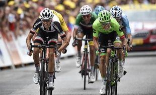 Rigoberto Uran remporte la 9e étape du Tour de France