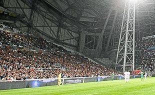 La redevance annuelle à payer à la société Aréma, en charge des travaux de stade Vélodrom, s'élève à 23 millions d'euros par an.