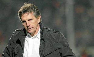Claude Puel et l'OGCN restent sur trois matchs sans défaite.