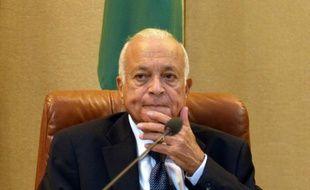 Le secrétaire général de la Ligue arabe, Nabil al-Arabi, se rendra mardi à la tête d'une délégation ministérielle à Gaza, où l'armée israélienne a lancé une offensive contre les groupes armés palestiniens