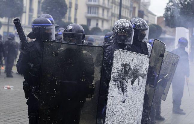 Rapport de la police des polices: Une année 2019 marquée par les manifestations de «gilets jaunes»