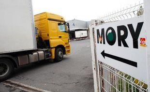 Le tribunal de commerce de Pontoise (Val-d'Oise) va examiner mardi la demande de placement en redressement judiciaire du numéro deux du transport de colis Mory Ducros, en vue de trouver un repreneur, après l'annonce vendredi de son dépôt de bilan.
