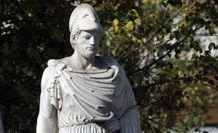 Statue de Périclès à Athènes