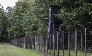Bruno Dey, 93 ans, était gardien du camp de concentration de Stutthof,au nord de la Pologne.