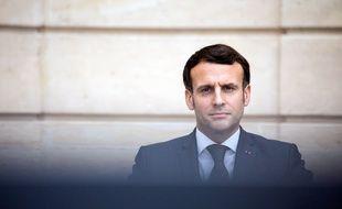 Emmanuel Macron.