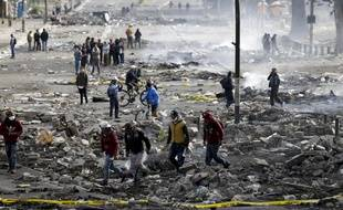Quito, la capitale de l'Equateur, a été le théâtre de manifestations pendant douze jours.