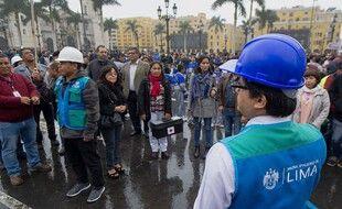 Le Pérou est souvent victime de violents tremblements de terre