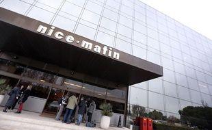 Les locaux de Nice Matin à Nice.