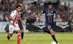 Incapable de battre Lorient (2-2) et Ajaccio (0-0), respectivement 17e et 16e du dernier championnat, le Paris SG a entamé sa saison sur un mode très mineur en dépit de ses investissements de l'été et doit vite se reprendre pour justifier son statut théorique d'ogre de la L1.