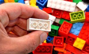 Des Lego (illustration).
