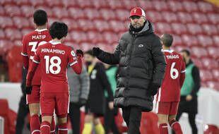 Liverpool a perdu contre Burnley