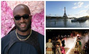 Virgil Abloh, la Seine et Gucci vont marquer cette nouvelle semaine de la mode parisienne.