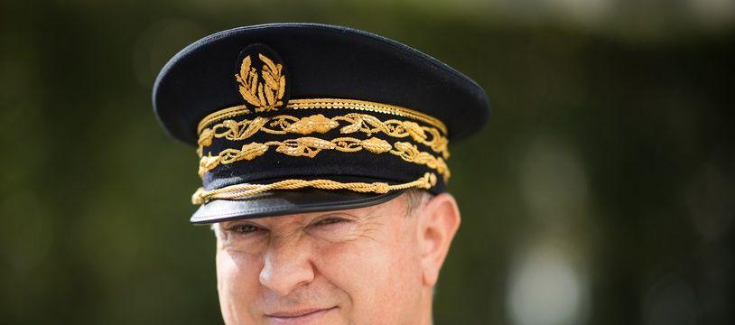 Didier Martin, nouveau préfet de Loire-Atlantique et de la région Pays-de-la-Loire, le 24 août 2020.