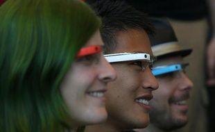 Les google Glass sont actuellement testées par une poignée d'explorateurs aux Etats-Unis.