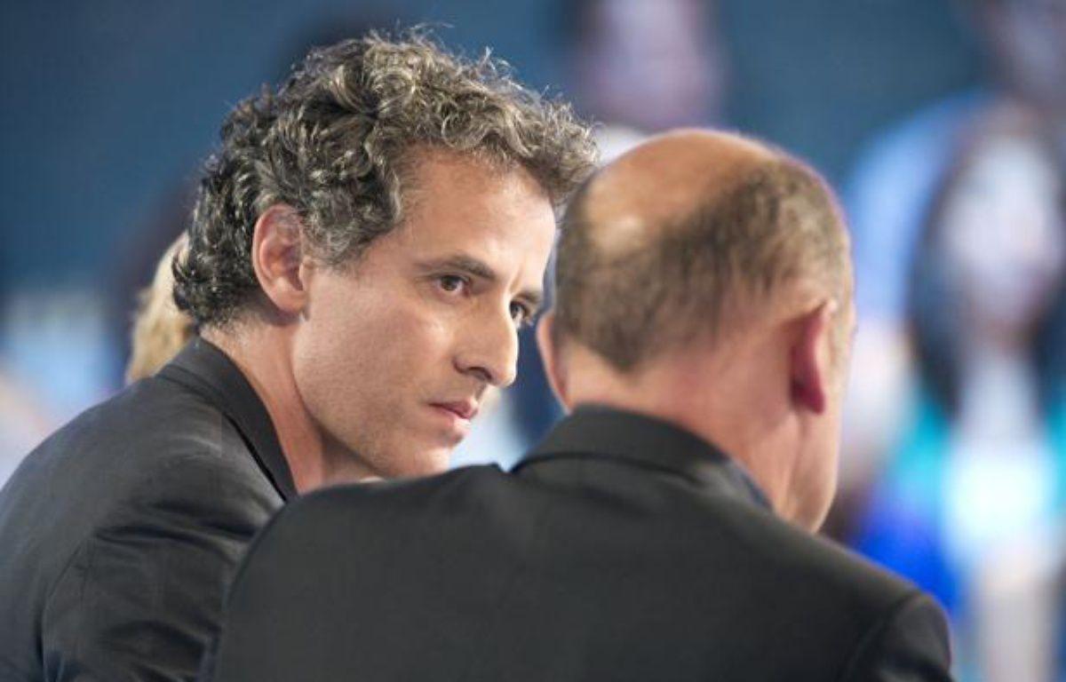 Olivier Pourriol – LIONEL BONAVENTURE / AFP
