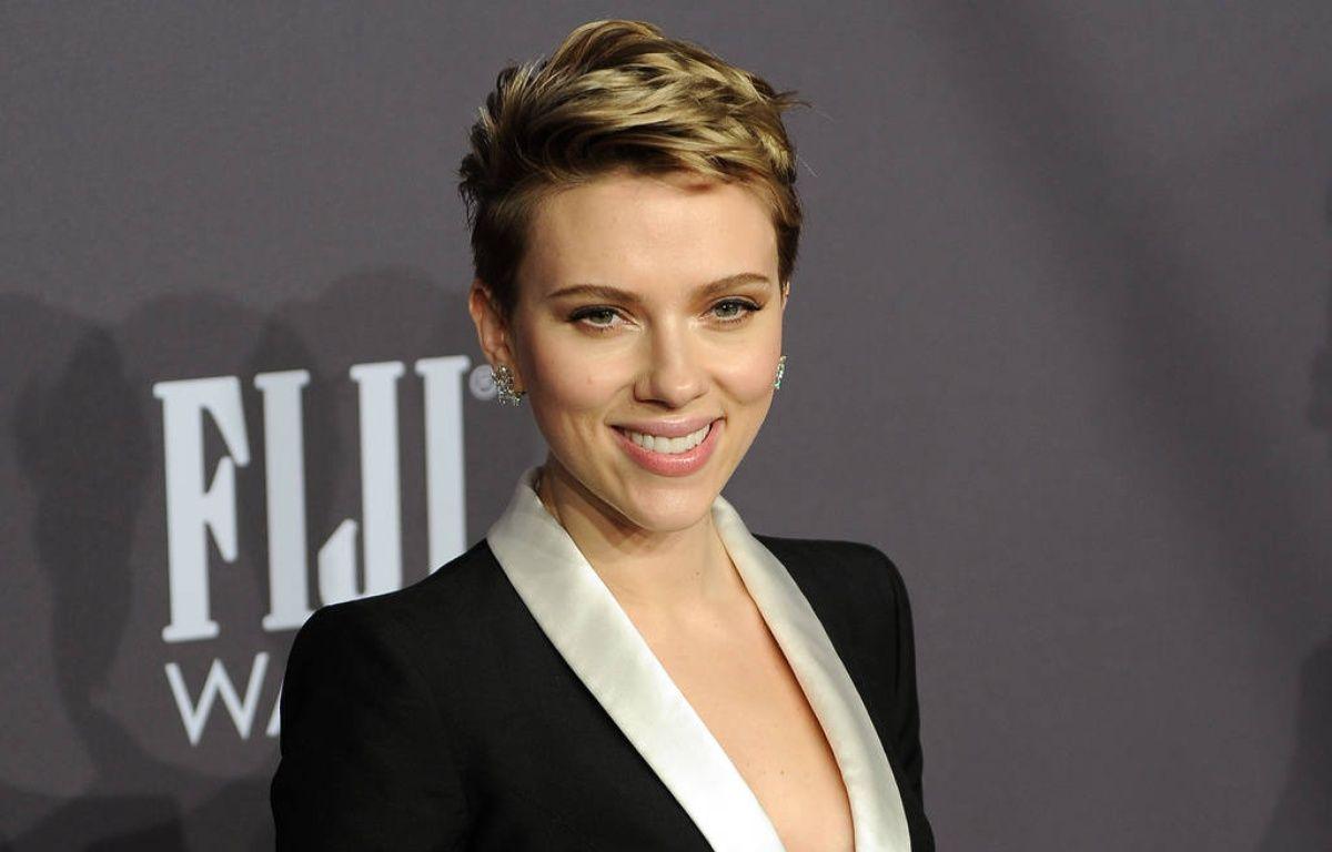 L'actrice Scarlett Johansson – WENN