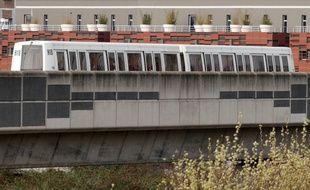 Le métro de Transpole, à Lille (illustration).