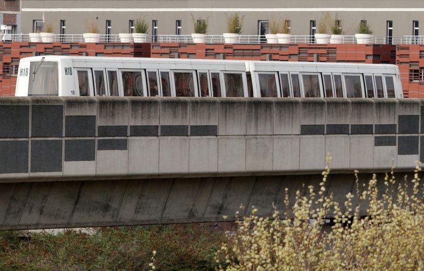 Lille: Des explorateurs urbains provoquent un arrêt du métro