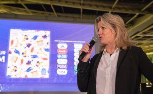 Brigitte Henriques est la nouvelle présidente du CNOSF.
