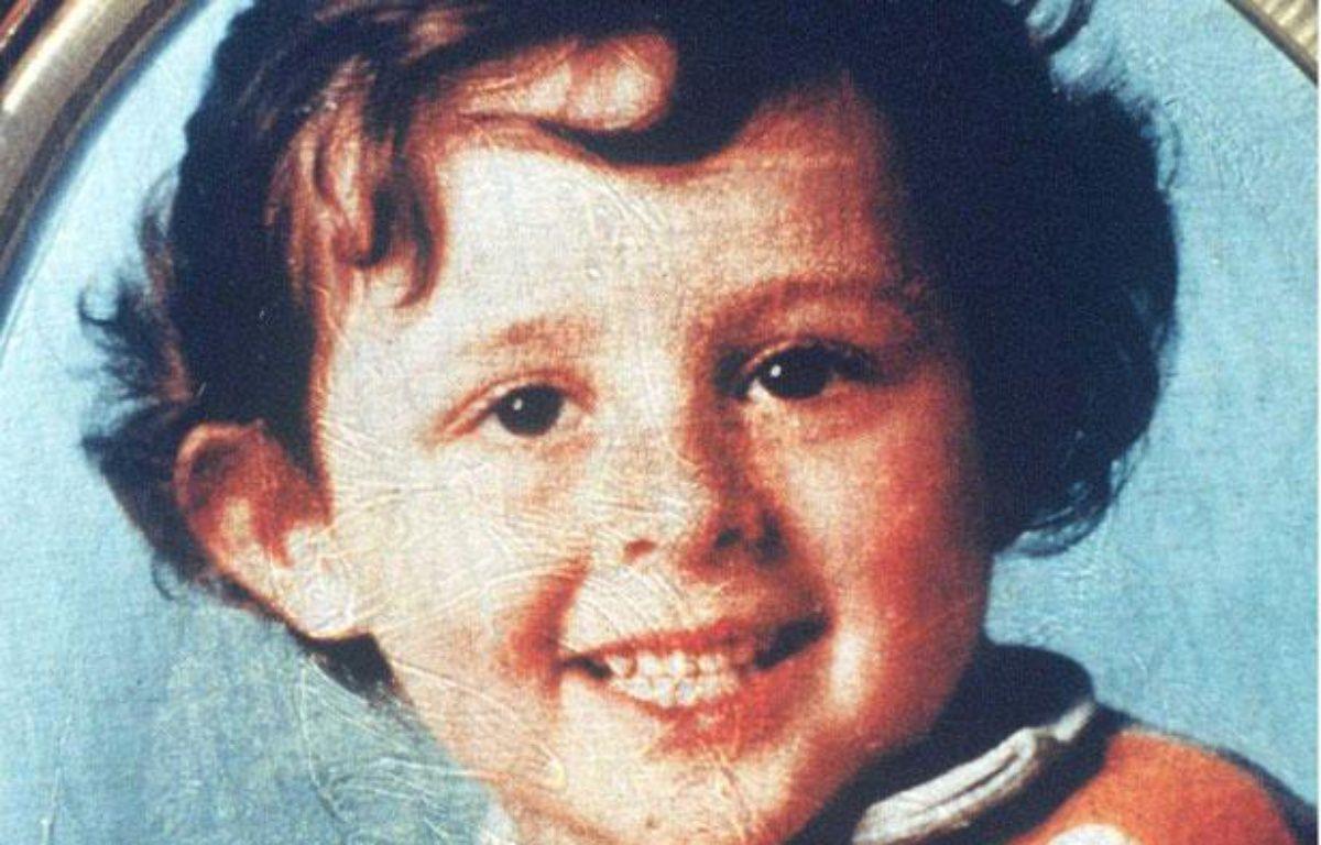 Grégory Villemin, 4 ans, a été retrouvé mort dans la Vologne en octobre 1984. – GOYHENE/ SIPA