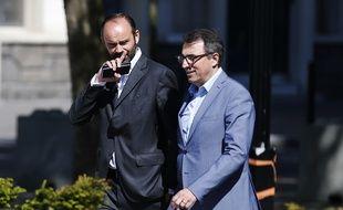 Le maire du Havre Luc Lemonnier avait remplacé en mai 2017 l'actuel Premier ministre Edouard Philippe, dont il est proche, à la tête de la ville portuaire.
