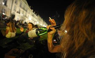 NANTES, le 29/09/2011 Prévention en alcoologie et en adictologie lors de soirées étudiantes