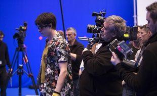 Luc Besson dirige Dan DeHaan dans Valérian