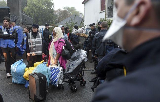 Nantes: Que va-t-il se passer maintenant pour les 603 migrants du squat Jeanne-Bernard?