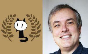 Emmanuel Guibert a reçu le Grand Prix du festival de la BD d'Angoulême 2020
