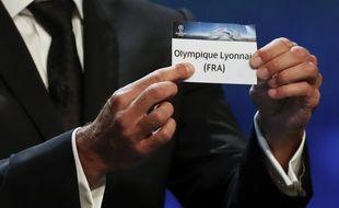 Thierry Henry a offert le groupe H à l'Olympique Lyonnais