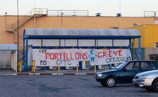 Une journée usine morte est organisée lundi 23 janvier 2017 chez Ford à Blanquefort