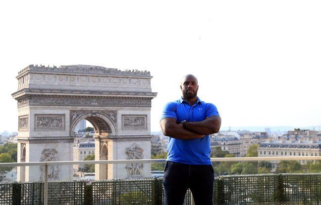 JO 2024: Teddy Riner plaide pour mettre «toutes les chances» du côté du sport français