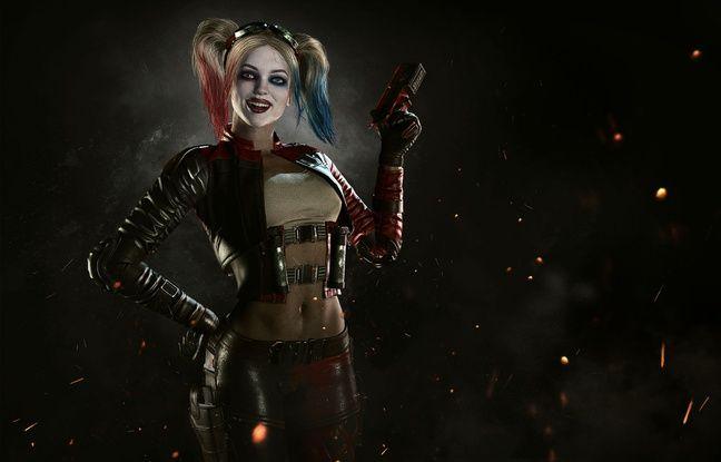 Harley Quinn, un des personnages féminins majeurs de l'univers de DC Comics. Une combattante émérite dans Injustice 2.