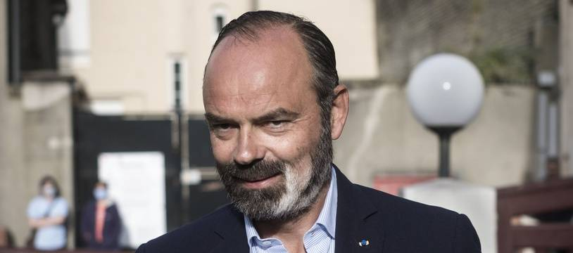 L'ancien premier ministre Edouard Philippe.