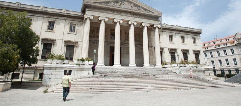Le palais de justice de Marseille (image d'illustration).