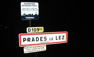 Prades-le-Lez a été la première commune de l'Hérault à éteindre partiellement l'éclairage public dans une démarche de protection de l'environnement