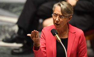 La ministre des Transports Elisabeth Borne demande un rapport sur la fermeture du RER A (illustration).
