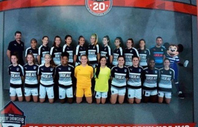 Les U19 des Olney Girls 99 de Washington viendront en stage cet été au Haillan.